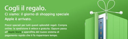 apple store black friday 23 novembre melarumors 450x140 offerte black friday apple store 23 novembre