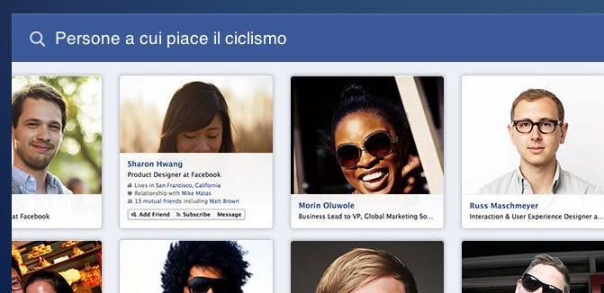 anteprima prova graph search facebook melarumors 2