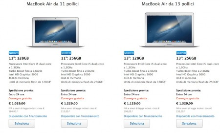 macbook air 2013 specifiche prezzi melarumors 3