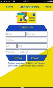 saluti e foto cartoline iphone poste italiane melarumors 2