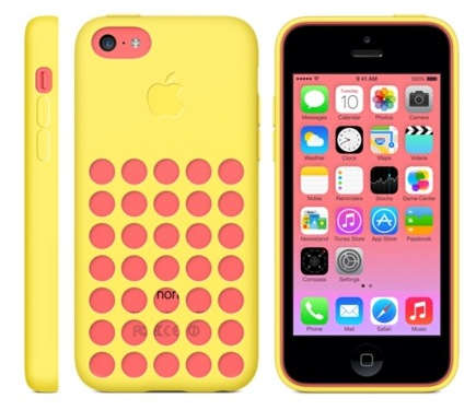 iphone 5c custodia originale apple
