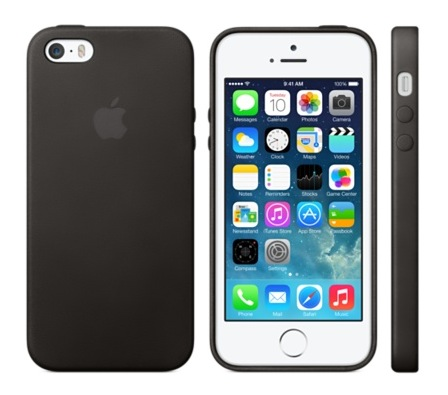 custodia apple iphone 5s silicone