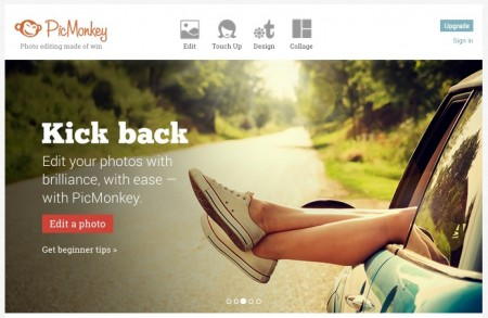picmonkey photo editor modifica foto online