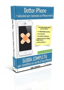 ebook dottor iphone non si accende