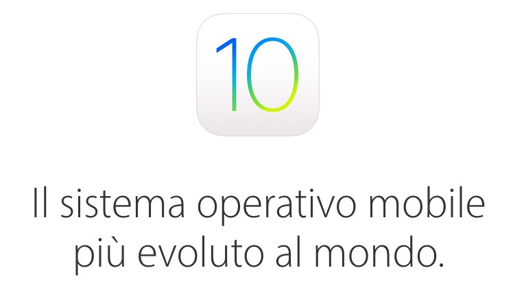 iOS 10 è disponibile: come fare un'installazione pulita su iPhone e iPad?
