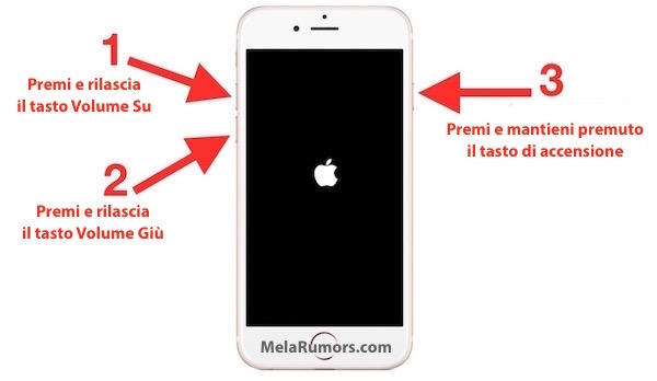 come trovare password iphone 8 Plus