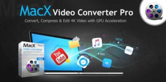 come convertire video 4k con mac