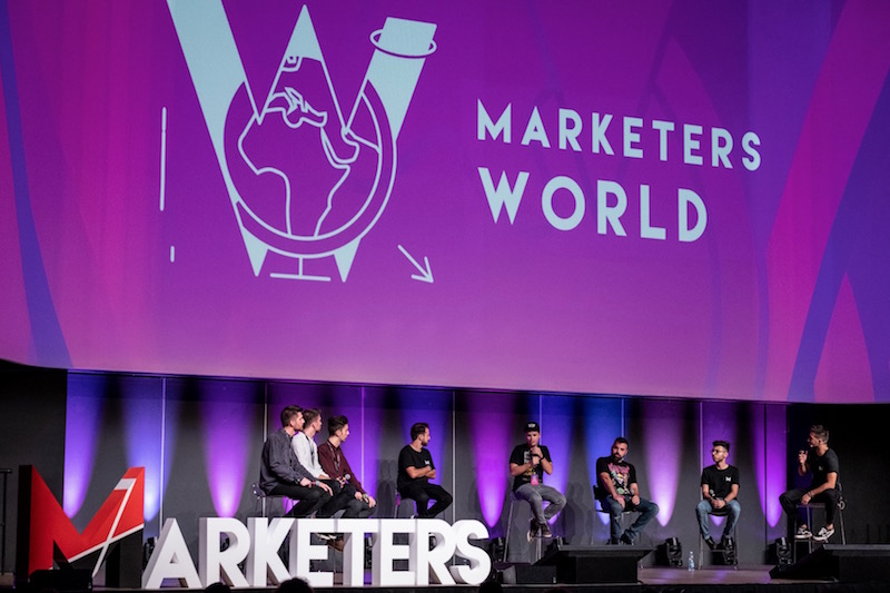 marketers world